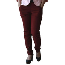 Plus Size 3XL -6XL Women Pants High Waist Elastic Pants Ladies Long Pants Casual Trousers Fashion Skinny Pencil Pants .(China (Mainland))