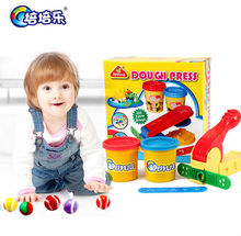 3D colorful plasticine playdough play doh soft clay Fimo polymer clay tools Children Kids toys Early learning DIY environmental (China (Mainland))