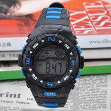 Men Sports Watches 30M Waterproof Fashion Casual Quartz Watch Digital LED Military Multi Function Wristwatches