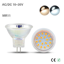 Buy New MR11 GU4 MR16 AC12V Led Lamps 6W 9W 13LEDS 24LED 5730SMD LED Bulbs Spotlight Warm White /White Light LED Spot Bulb DC12V for $1.50 in AliExpress store