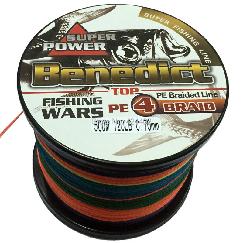 500m brand new japan pe multifilament for Fishing line brands