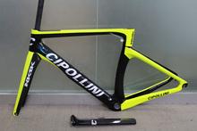 NK1K cipollini frame carbon road bike frames 2016 racing bicycle frame carbon fiber bike frame, fork, seatpost, headset, clamp(China (Mainland))