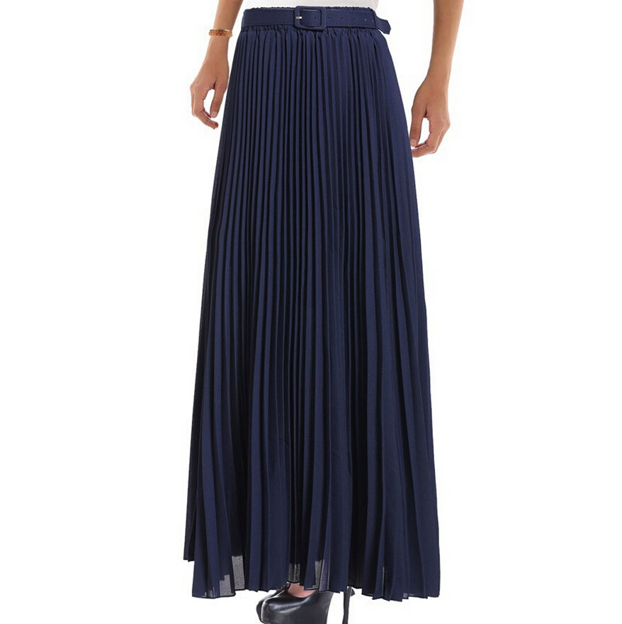 Simple Long Jean Skirts For Women  LONG HAIRSTYLES