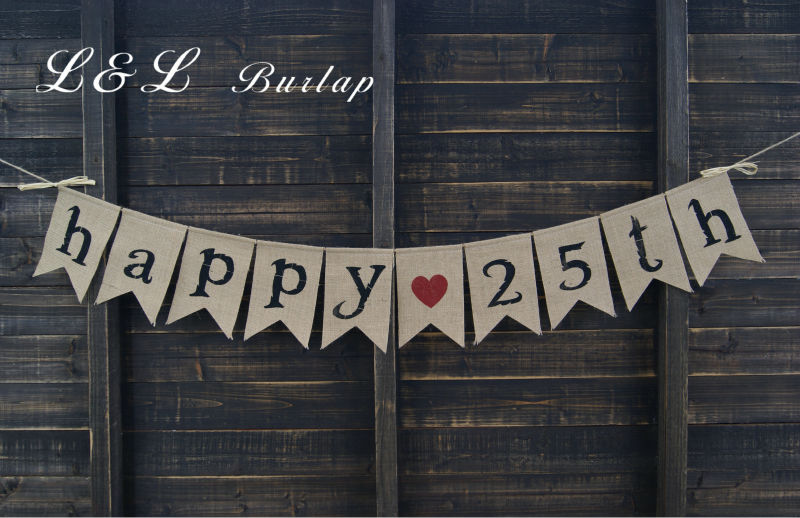 25th birthday decorations promotion shop for promotional for 25th birthday decoration