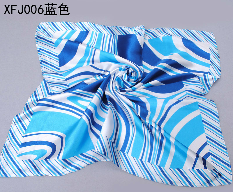 Free Shipping 2014 New Fashion Female Temperament Excellent Silk Square Scarf Wraps Women Scarf Printed Patterns Shawl(China (Mainland))