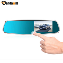 Ambarella A7 Car DVR Camera FHD 1296p Car dvrs auto Dimming Rearview mirror recording dash cam night vision Parking monitor(China (Mainland))