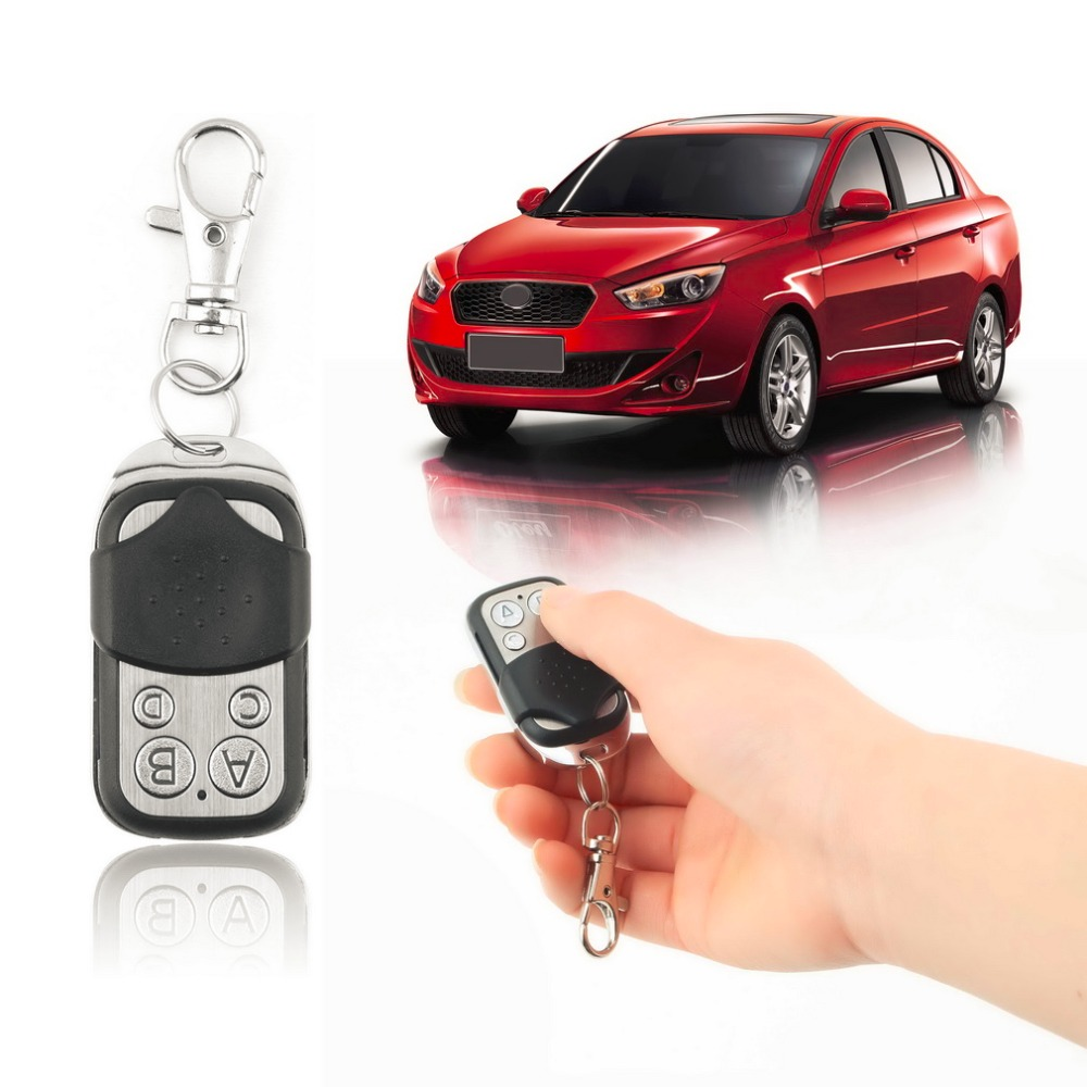 1pcs Hot Worldwide Gate Garage Electric Cloning Door Remote Control Fob 433mhz Key Fob Universal!!!Best Selliing In 2016!!!(China (Mainland))