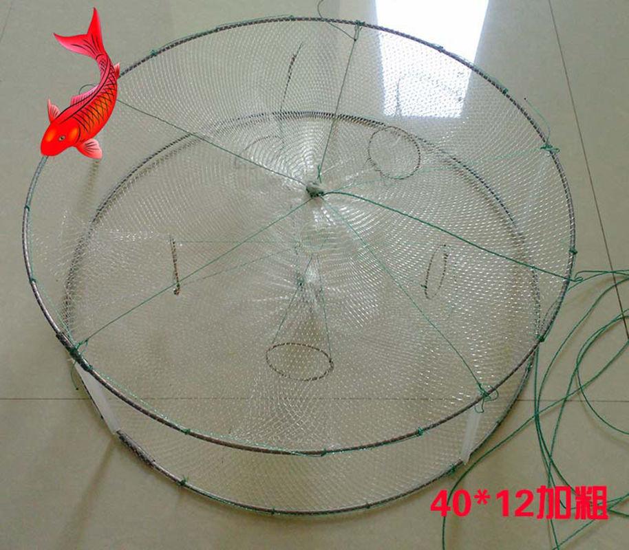 Как сделать ловушку для креветки