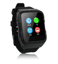 2016 3G Android Wrist Watch Phone MTK6580 Quad Core Single SIM Smartphone Wifi GPS S83 Bluetooth Wear smartwatch Mobile phone(China (Mainland))