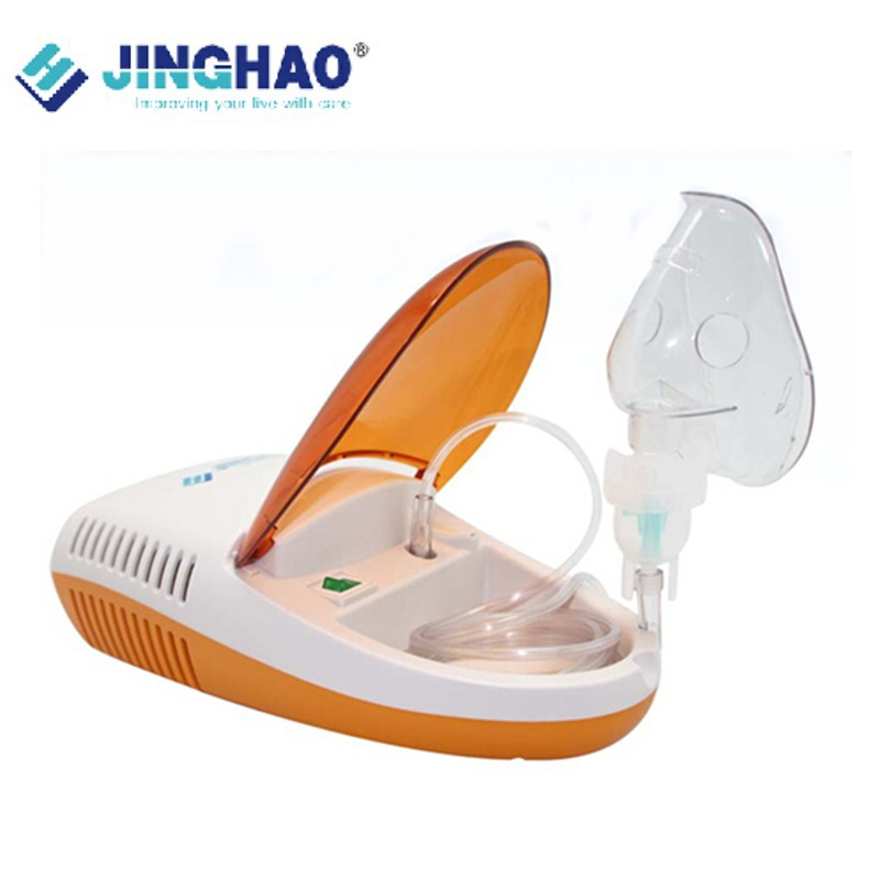 JINGHAO Compressor Nebulizer Machine Medication Easy Inhaler Mouth Piece Air Tube Mask Bottle Accessories Treat Asthma JH-102 <br><br>Aliexpress
