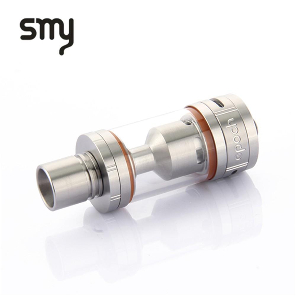 ถูก SMYกาลRTAเครื่องฉีดน้ำ4.0มิลลิลิตร10-60วัตต์0.3ohm/VW 0.15ohm/TC 2in1ด้านบนกรอกVapeเครื่องฉีดน้ำบุหรี่อิเล็กทรอนิกส์
