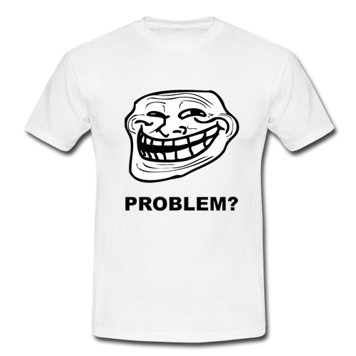 Troll Face t Shirts Troll Face Slogan Women t