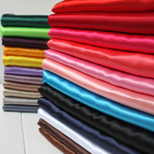 """Satin fabric,  bridal, wedding, dress, lining fabirc, costume sew, 60"""" wide , 5 yards/lot, Free Shipping, Tell me the color(China (Mainland))"""