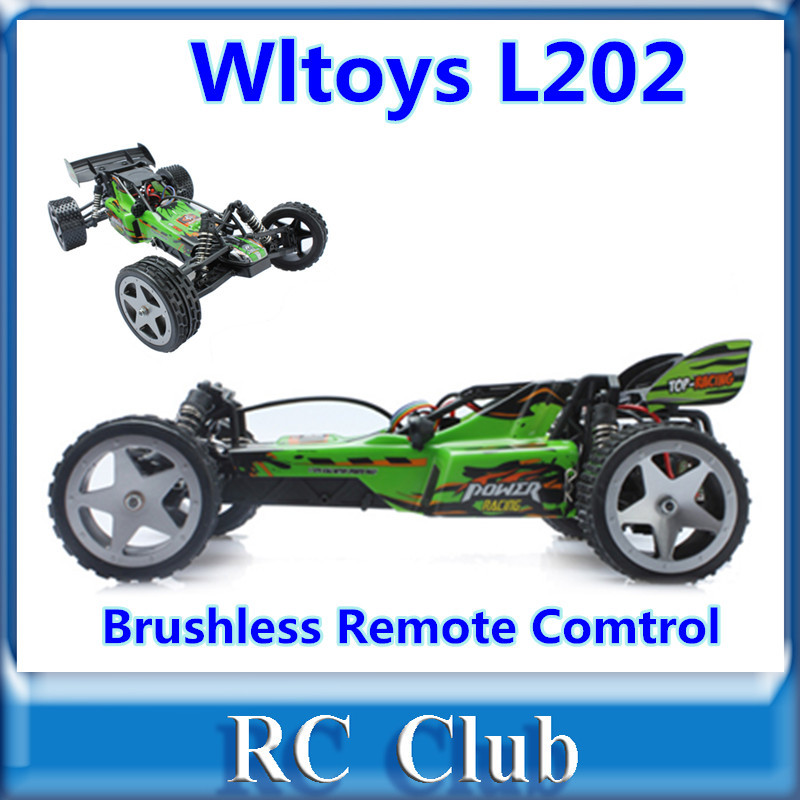 Wltoys L202 2.4G 1:12 Brushless Remote Comtrol RC Racing Car<br><br>Aliexpress
