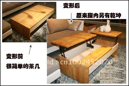 New design coffee table hinge