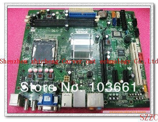 Origianl For  HP  MCP73M02H1 NAPA GL8E  492911-001 5189-0466 Desktop Motherboard , fully tested