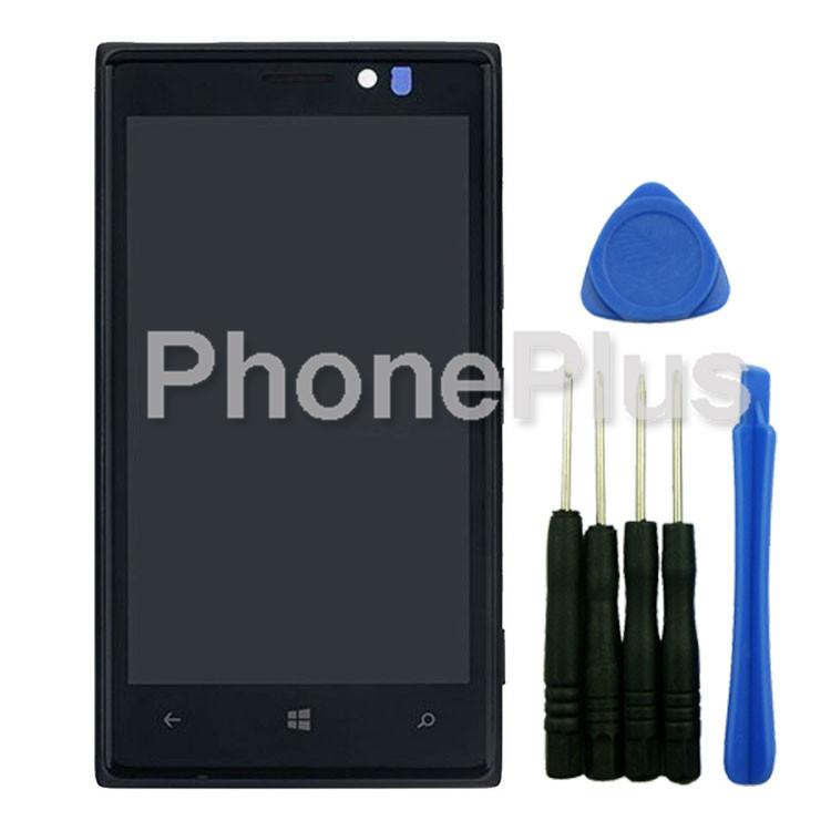 Для Nokia Lumia 925 Дигитайзер Сенсорный Экран Переднее Стекло ЖК-Экран Ассамблея С Заменой Кадров Черный nokia 6700 classic illuvial