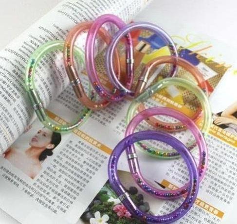 Faddish bangle ball pen ballpoint pen 10 colors deliver randomly