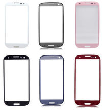 WT Outer Front Glass Lens Cover Repair For Samsung Galaxy S3 III i9300 Wholesale A57(China (Mainland))