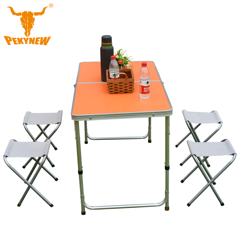 Achetez en gros pliage table de pique nique ensemble en for Table exterieur oxford