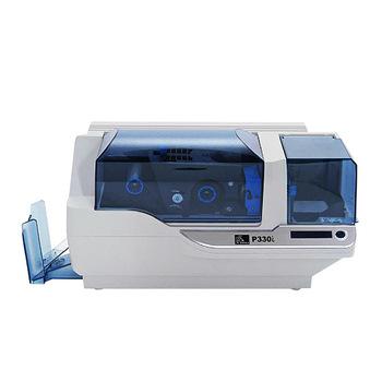 Zebra P330i PVC ID Card Printer single sided 300dpi full color