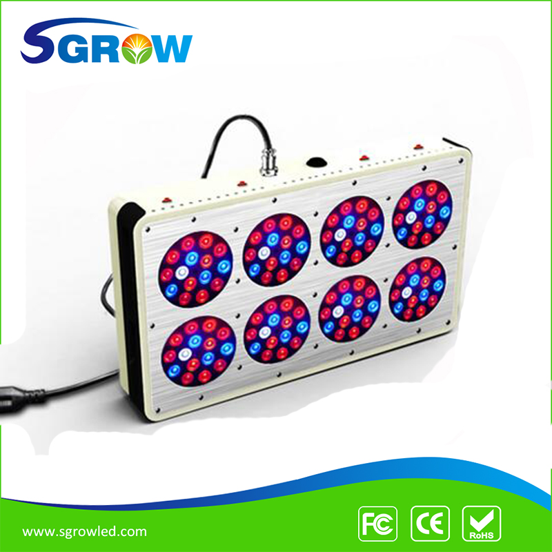 360W Apollo 8 led grow light , mulit color spectrum for indoor plant veg and flower(China (Mainland))