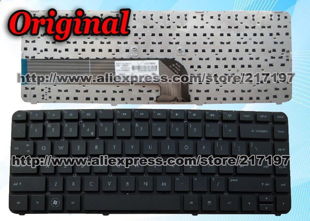 Клавиатура для ноутбука Original HP dv4/3000 3100 3200 dv4/4000 4100 DV4-3000 3100 3200 DV4-4000 4100 free shipping 100% tested 590350 001 for hp pavilion dv4 dv4 2000 laptop motherboard with for intel hm55 chipset 100%full test
