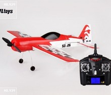 electronic toys Wltoys F929 rc airplane 2.4G Remote Control toys 4CH rc plane electric model airplane RTF outdoor fun(China (Mainland))