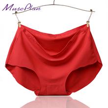 Buy summer style ice silk sexy briefs nylon underwear women seamless panties underwear women 11 color for $2.00 in AliExpress store