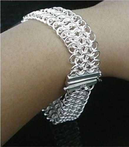 brand Fashion jewelry 925 sterling silver bracelet women charm bracelets best friends Free shipping Wholesale bracelete(China (Mainland))