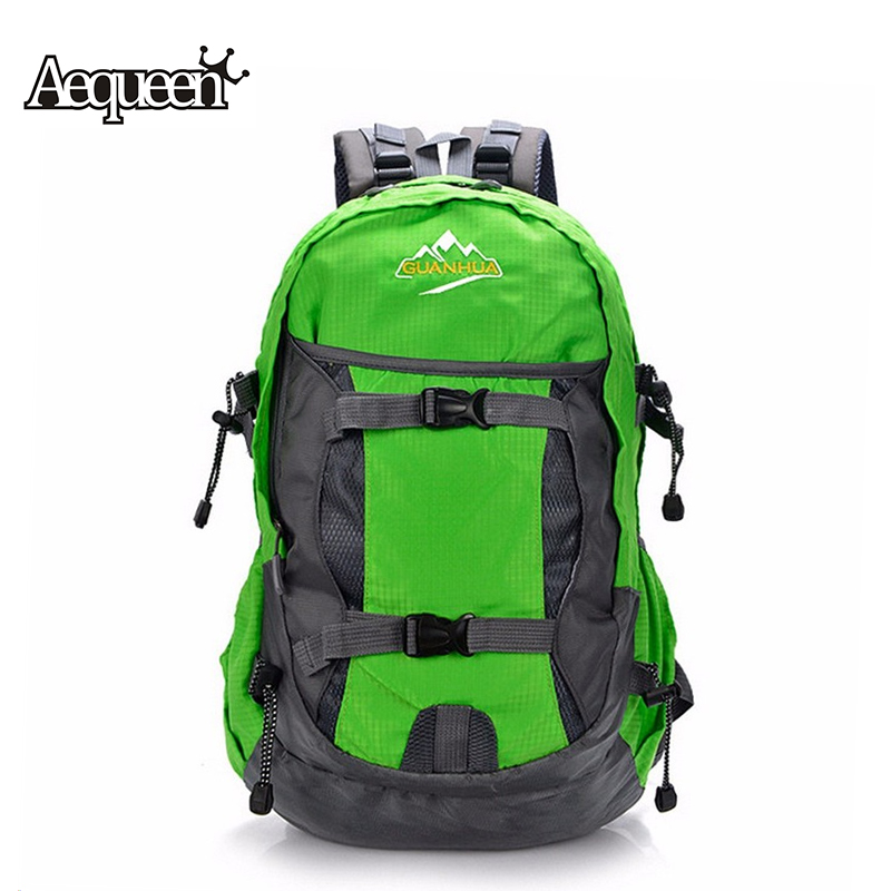 New Men Women Travel Backpack Fashion Outdoor Sports Hiking Bicycling Ride Pack Waterproof Large Capacity Cycle Back Bag Unisex(China (Mainland))