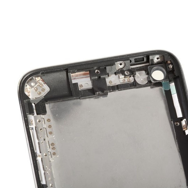 3pcs/lot For iPod touch 4 4G replacement back housing battery door cover(China (Mainland))