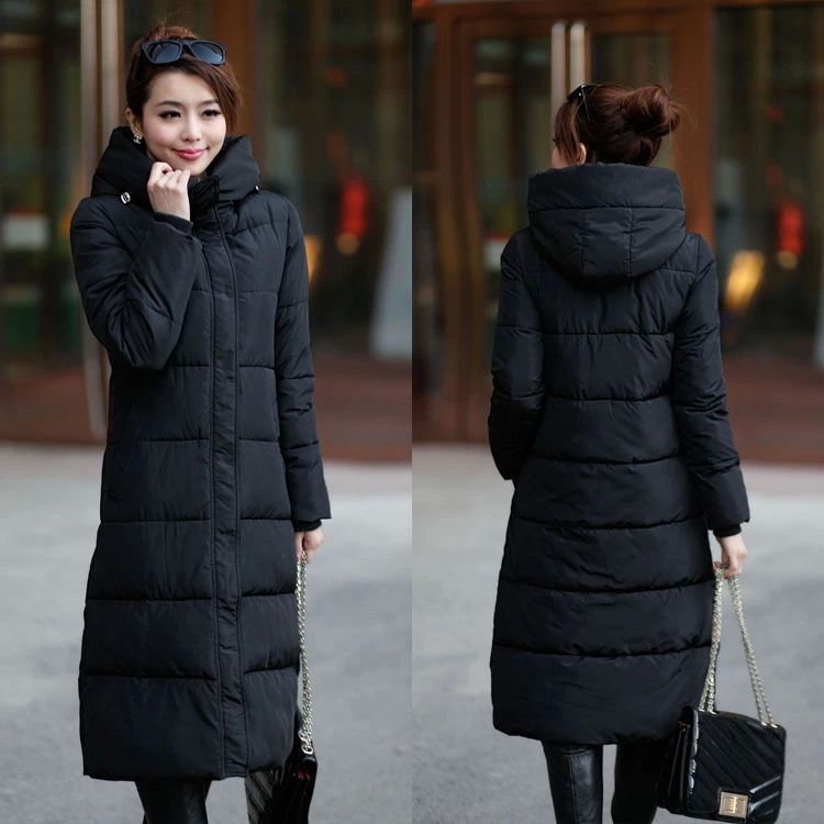 Long womens coats with hooded – Novelties of modern fashion photo blog