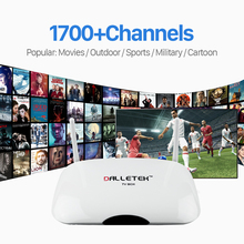 Buy HDMI Android Smart TV Box 1Year Free IUDTV Canal IPTV 1700 Channels Europe French Italy Germany UK Arabic Set Top Box for $83.19 in AliExpress store