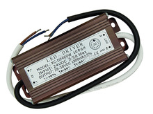 60W DC24V/DC28-38V 1.8A IP65 Waterproof LED Driver Power Supply For Cree 60W High Power LED Light(China (Mainland))