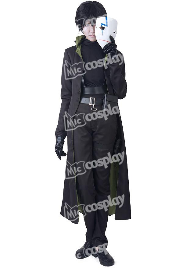 Darker than Black Kuro no Keiyakusha Hei Cosplay Costume