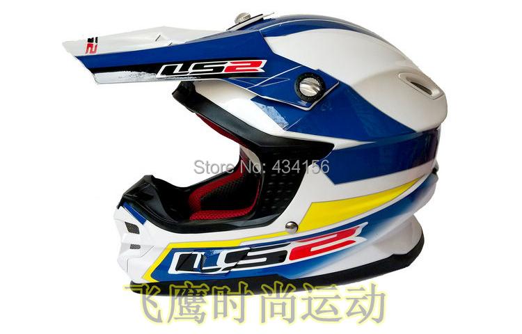 Шлем для мотоциклистов LS2 MX456 DOT