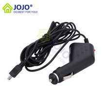 JOJO house Original mini USB interface Car Charger/Cigarette Lighter for Navigation GPS Car Vehicle Recorder Car CameraBlack box(China (Mainland))