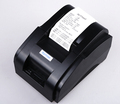 wholesale brand new 58mm printer high quality pos thermal printer receipt bill XP 58IIH printer printing