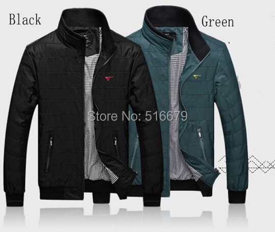 Новый 2014 осень весна мода мужчина куртки мужские пальто Большой размер мандарин воротник куртки Высокое качество ветровка 6XL 7XL 8XL 9XL(China (Mainland))