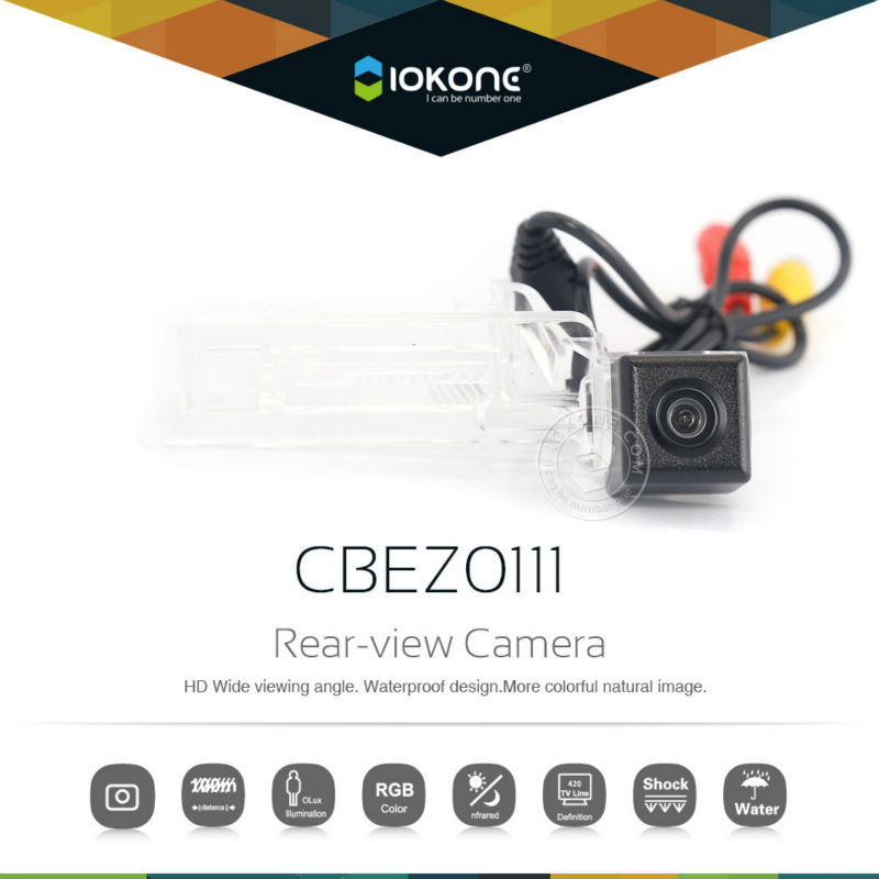 Best Selling Car Rear Camera for BENZ SMART Backup Camera with 170 Degree Wide Angle Accurate Reversing Free Shipping(China (Mainland))