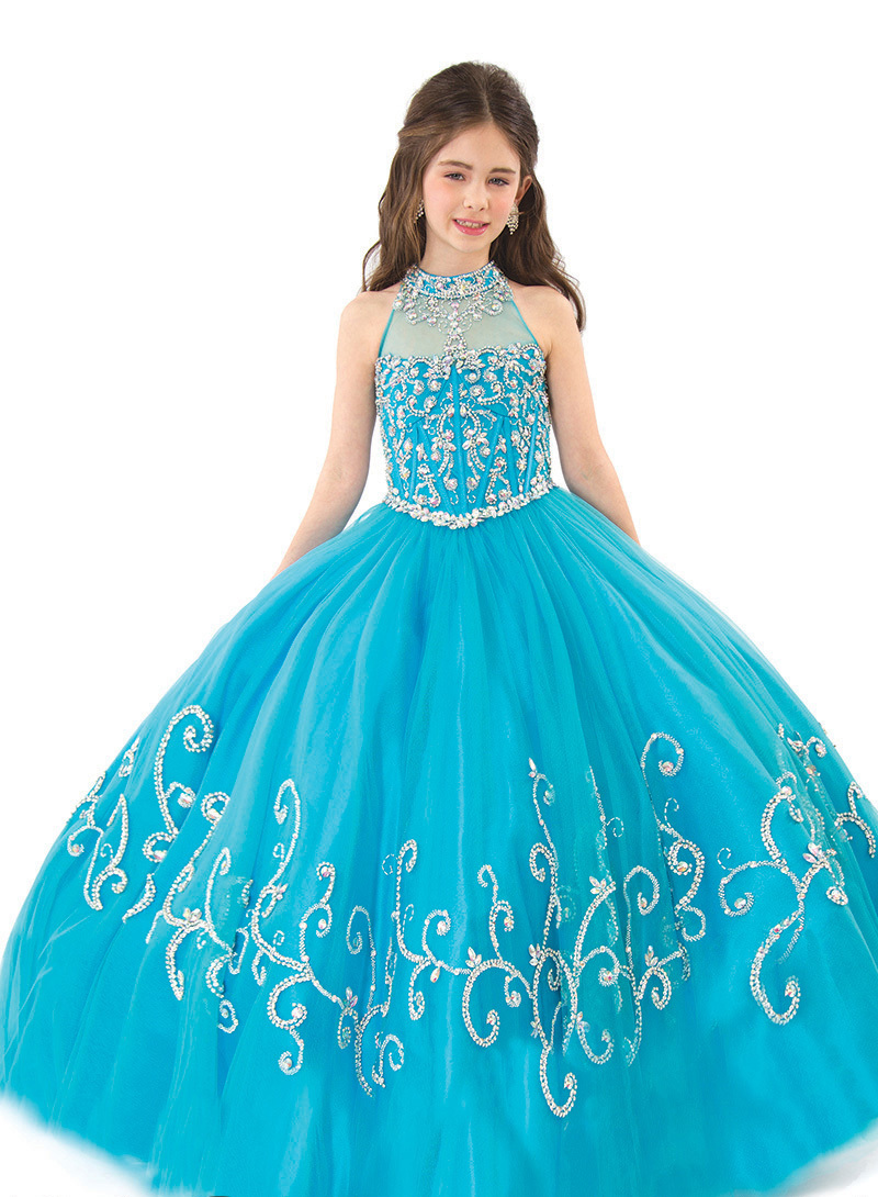 Party Dress For Little Girls