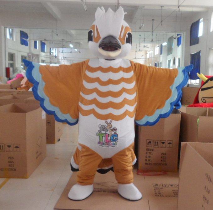 Оптовая БЕСПЛАТНАЯ ДОСТАВКА попугай, Орел, птицы, плюшевые костюм талисмана персонажа из мультфильма косплей на заказ подгонянные продукты