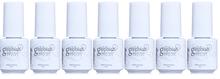 Nail Gel Polish UV LED Shining Colorful 168 Colors 5ML Long lasting soak off Varnish cheap
