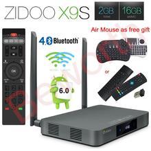 Buy Zidoo X9S Android 6.0 Smart TV Box 2GB 16GB Realtek RTD1295 Quad-Core 2.4G/5.0G Wifi Bluetooth 4.0 HDMI IPTV Europe Media Player for $149.00 in AliExpress store