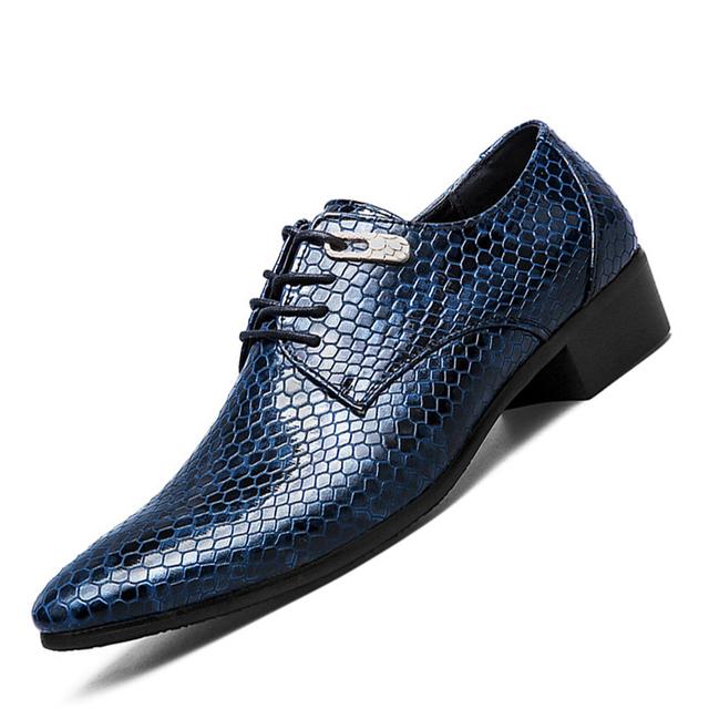 Корейская версия тенденция мужской обуви мода сплошной оксфорды свободного покроя ...
