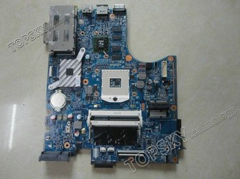 598670-001 motherboard for HP 4520S laptop support I3 I5 CPU DDR3