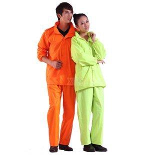 $5 off per $59 [Free Shipping] 883 Motorcycle Electric Vehicles Fashionable Men And Women Split Riding Raincoat Rain Pants Suit