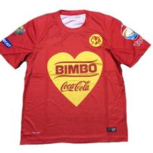 Best quality Safety Clothing Visibility Jacket Workwear Uniforms soccer shirt Club America  2016 2017 16/17 club---Mei zhou(China (Mainland))
