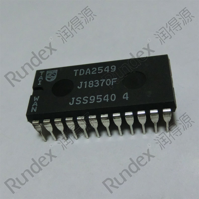 10pcs/lot TDA2549 multi- TV RF amplifier and demodulator receiving circuit new original quality assurance(China (Mainland))